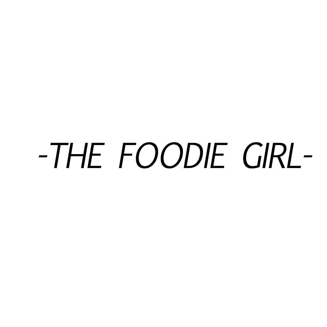 The Foodie Girl Logo